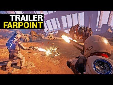 Farpoint: Gameplay Trailer