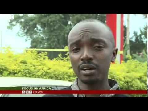BBC News  Uganda's Daily Monitor raided over Museveni 'plot'