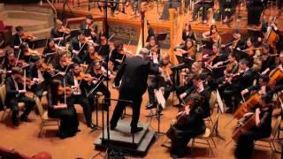 RIMSKY-KORSAKOV Scheherazade, Mvt. 4 - University of Delaware Symphony Orchestra - 2016