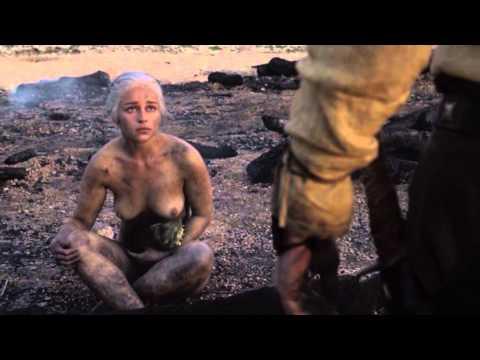 Game of Thrones: Daenerys - dragonborn in...