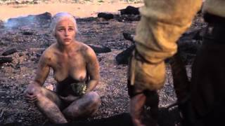 vuclip Game of Thrones: Daenerys - dragonborn in flames
