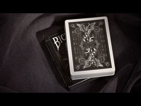 Playing Cards Bicycle Guardians Deck Review Youtube