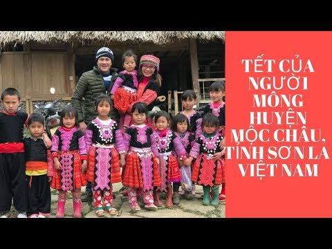 Vietnam travel guide: Tết của người H'Mông - Mộc Châu, Sơn La