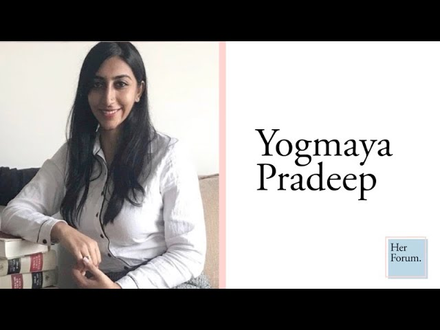 Yogmaya Pradeep on the big bold decision of starting her own law firm