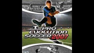 Winning Eleven Pro Evolution Soccer 2007 - Xbox 360 2007 (Opening)