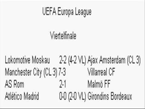 uefa league ergebnisse