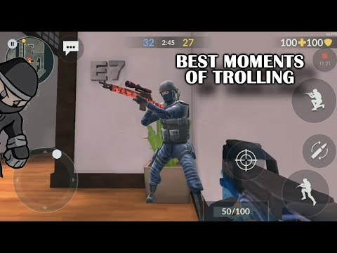 Critical Ops - Best Moments of Ninja Montages and Trolling