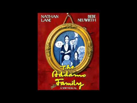 One Normal Night - The Addams Family - DEMO Backing Track Karaoke