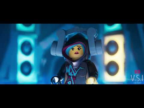 The Lego Movie 2 - Catchy Song(Russian)