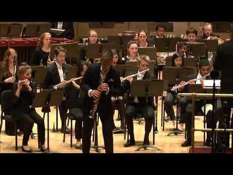 John Mackey: Concerto for Soprano Saxophone
