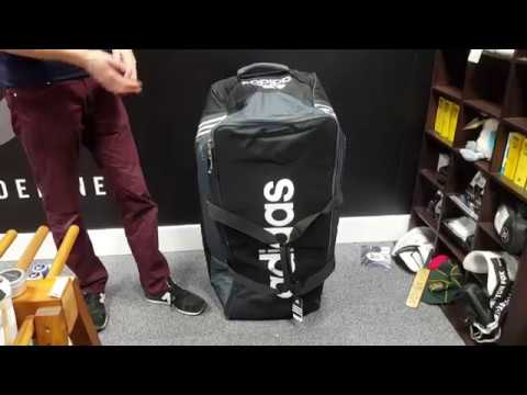 3e361d62e Adidas XT 1.0 & Libro 1.0 Large Wheelie Cricket Bag Review - YouTube