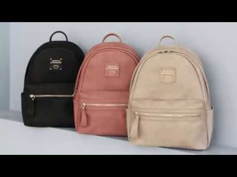 dae7e7cc9969d Girls bags for school and university حقائب البنات - شنط بناتية للمدرسة  والجامعة - YouTube