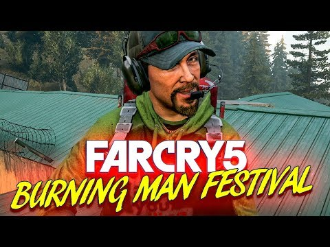 FAR CRY 5 🔥 049: BURNING MAN (and Woman) Festival
