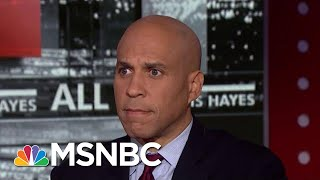 Cory Booker On The Republican Ukraine Lies | All In | MSNBC