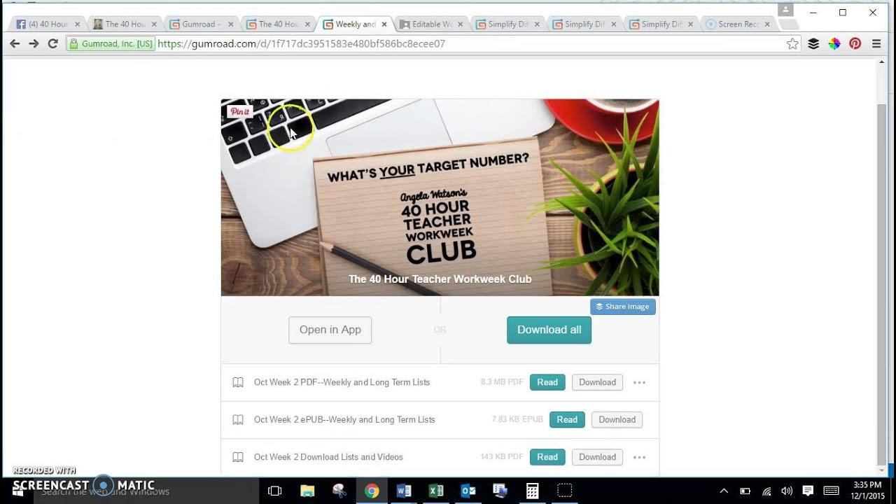 4 hour work week pdf download