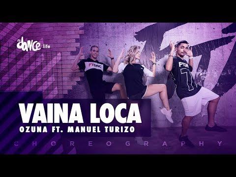 Vaina Loca - Ozuna x Manuel Turizo | FitDance Life (Coreografía) Dance Video