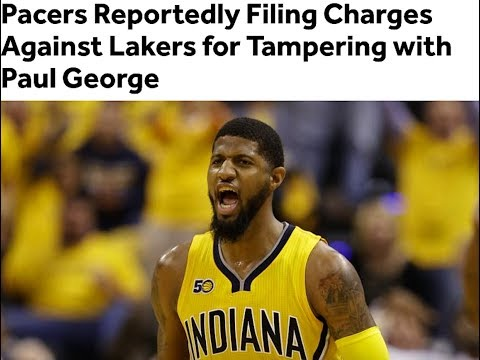 Pacers File Tampering Charges Against Lakers! [NBA Network]