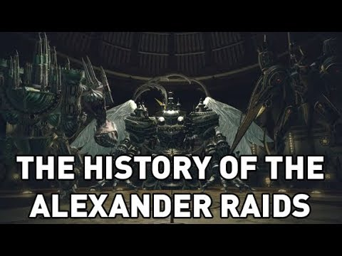 FFXIV: The History Of The Alexander Raids