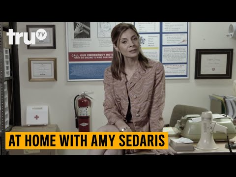 At Home with Amy Sedaris - Crafting Accidents | truTV