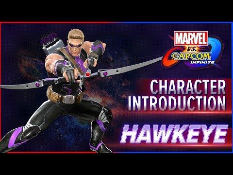 Marvel vs. Capcom: Infinite - Hawkeye Tutorial
