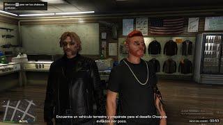GTA online * Streamer Latino * Brian el traficante