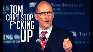 Will Tom Perez Be Forced Out of the DNC?