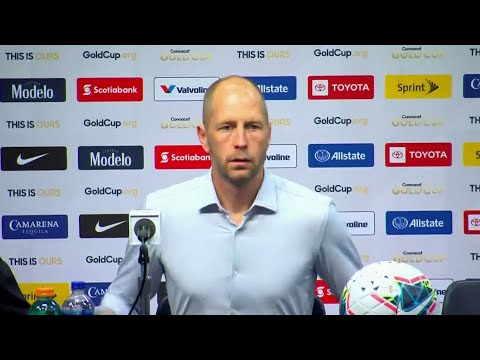 Press Conference: Gregg Berhalter – Jamaica (1) – (3) United States – Gold Cup 2019