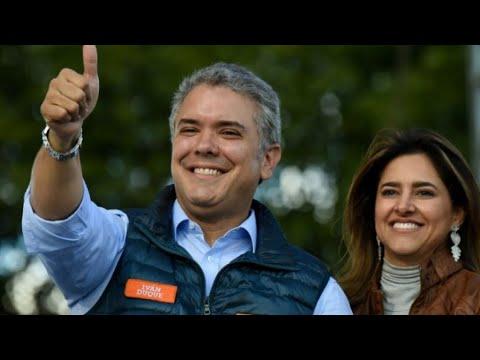 الانتخابات الرئاسية في كولومبيا: مرشح اليمين دوكي الأوفر حظا للفوز  - نشر قبل 2 ساعة