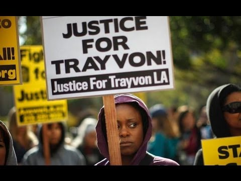 #TrayvonMartin's death raises questions about race in the US