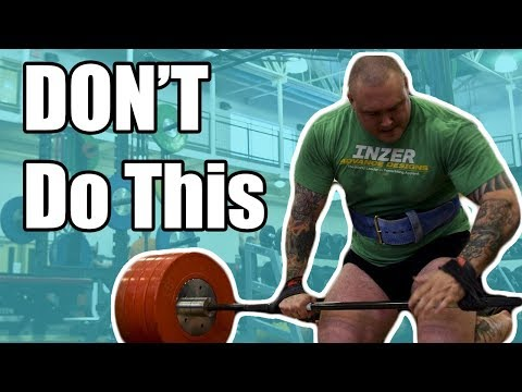 3 Common Deadlift Mistakes (fix these) Ft. Brad Arbic