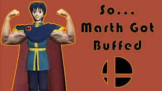 So Marth Got Buffed - My Thoughts | Smash Ultimate