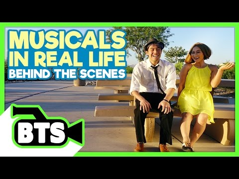 Thumbnail: Musicals In Real Life (BTS)