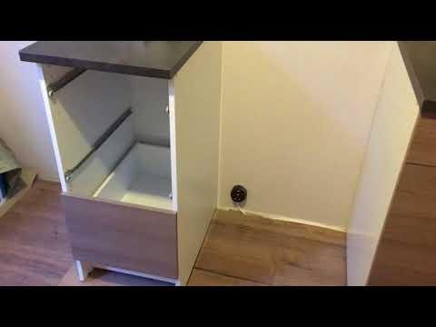 Как выровнять газовую плиту