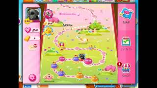 Minty is the very best at playing hide and seek in Candy Crush. WAY TOO GOOD AT IT!!! :/