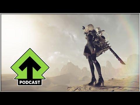 Level BackUp S07E12: Nier Automata, Card Thief og Nick er gjest!