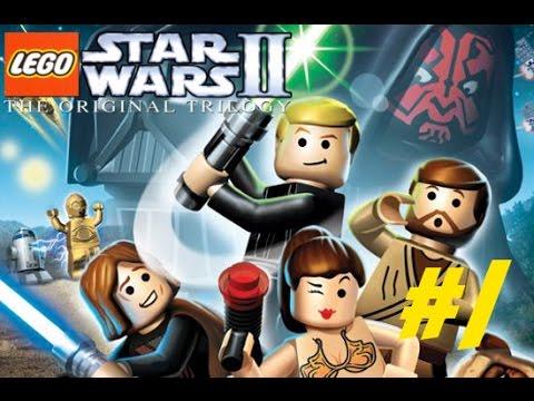 LEGO StarWars II: The Original Trilogy - Part 1 (Playthrough ...