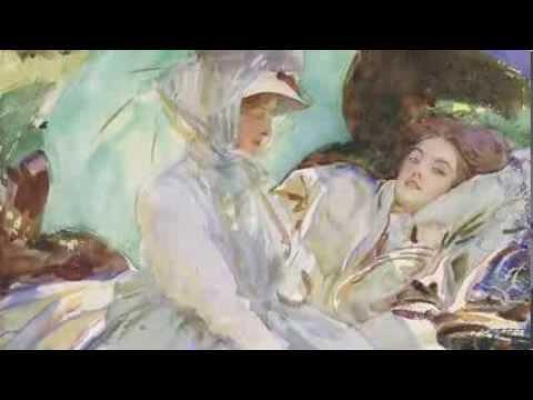 John Singer Sargent Watercolors: Meet the Master of Watercolor