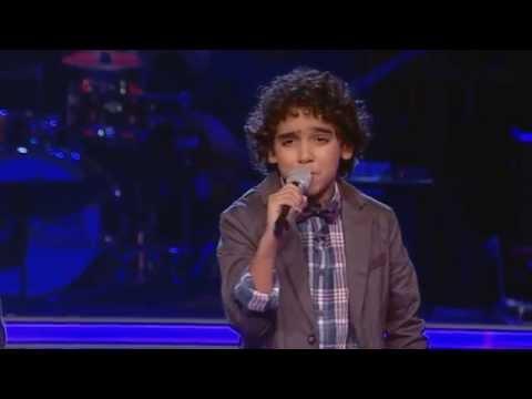 João Prior VS João Pedro Gonçalves VS Diogo Santos - Única Mulher - The Voice Kids