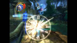Alice in Wonderland PC Gameplay HD (8500GT)