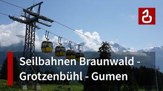 Seilbahnen Braunwald