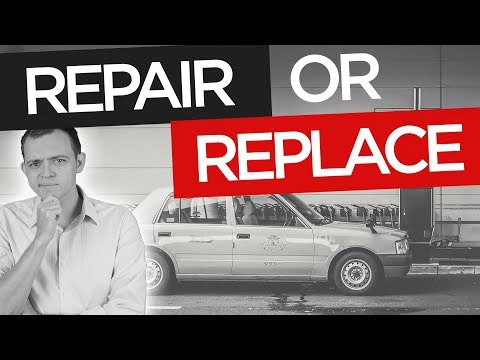 When to Get a New Car vs Repair Your Car