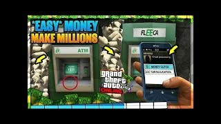 Gta v atm money glitch