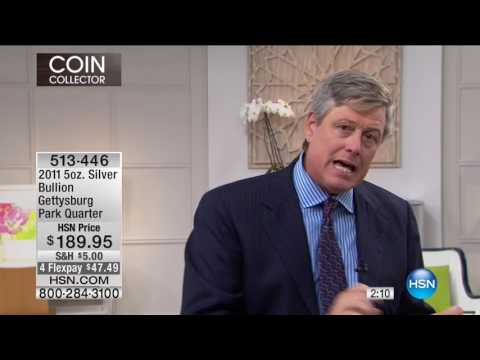 HSN | Coin Collector 04.01.2017 - 08 PM