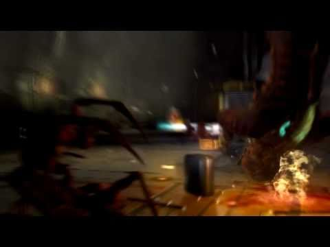 Dead Space 2: Walkthrough - Part 5 [Chapter 2] - Train - Let