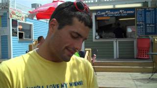 Wicked Good Wieners in Old Orchard Beach, Maine