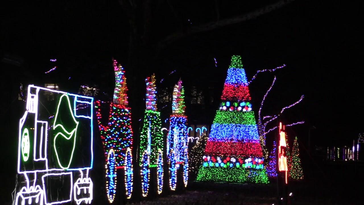 Ge Lights Up Nela Park With 500 000