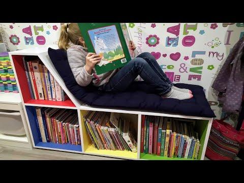 [Mini Tuto] Fabriquer un banc de lecture pour enfants