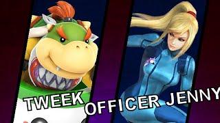 Smash Forward 03 - Tweek vs Officer Jenny - Smash Wii U