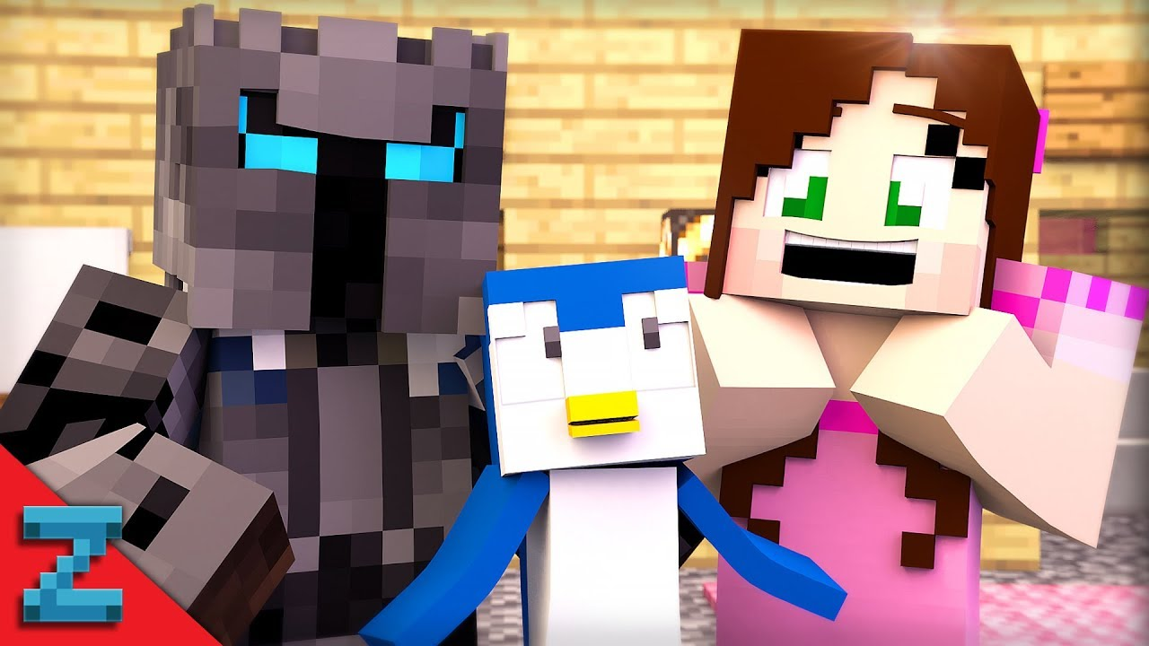 Popularmmos Hide And Seek Minecraft Animation Youtube