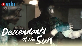 Descendants of the Sun - EP1   North Korean & South Korean Soldiers Fight [Eng Sub]